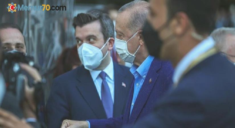 Cumhurbaşkanı Erdoğan, New York'taki Yeni Türkevi Binası'nda incelemelerde bulundu