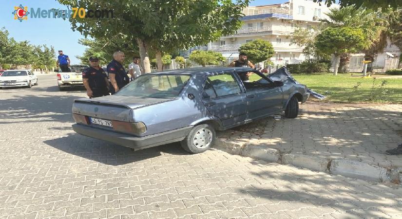Didim'de trafik kazası: 1 ölü
