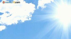 Hava sıcaklığı mevsim normallerinde seyredecek – Haritalı