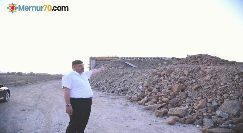 KazanBel Beton tesislerinin kurulum çalışmaları sürüyor