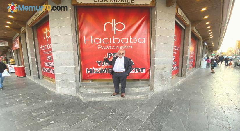Tarihi Sur ilçesine dev yatırımlar devam ediyor, Hacıbaba Pastanelerinden müjde geldi