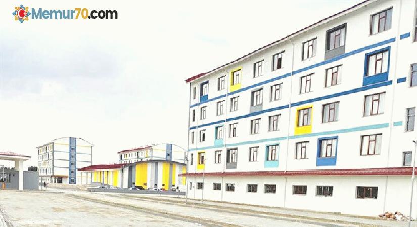 500 kişilik yurt binası Belediye'nin engellemesiyle 5 yıl gecikti