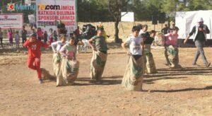 7 Renk Tek Yürek Festivali'nde doğada kamp keyfi