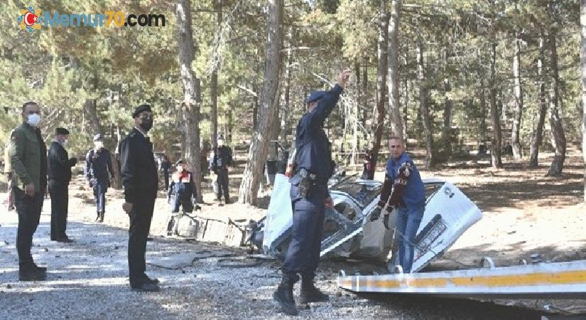 Afyonkarahisar'daki kaza eski kayıpları hatırlattı