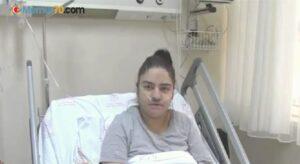 Korona tedavisi sırasında ikiz bebek dünyaya getirdi