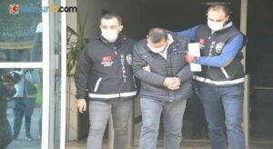 Polisi sürükleyerek yaralayan CHP'li adliyeye sevk edildi