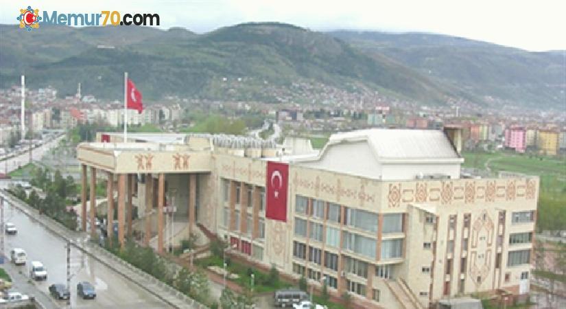 Tokat Sulusaray Belediyesi engelli işçi alacak